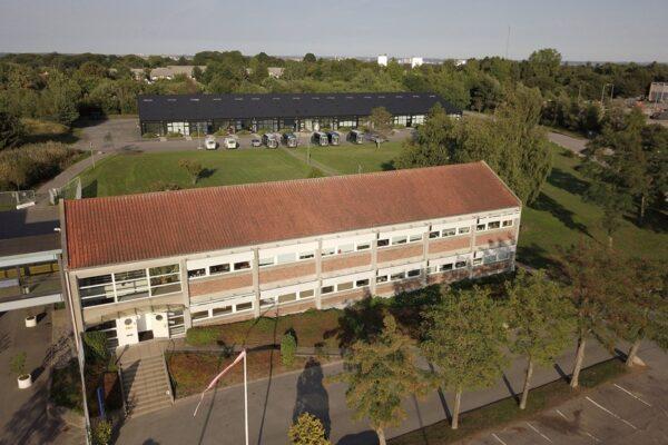 Bygning 10 - Kontor