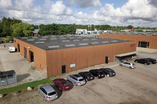 Bygning 11 - Kontor og lager