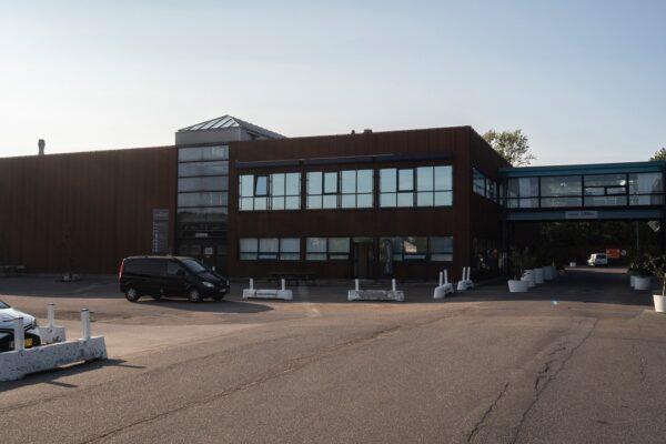 Bygning 2 - Kontor, lager og undervisning