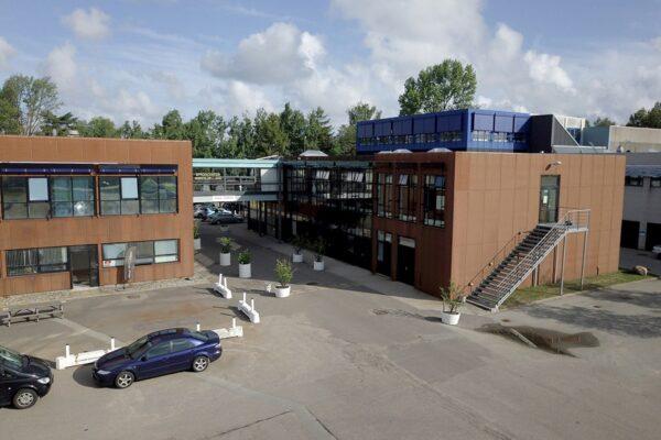 Bygning 3 - Kontor, lager og undervisning