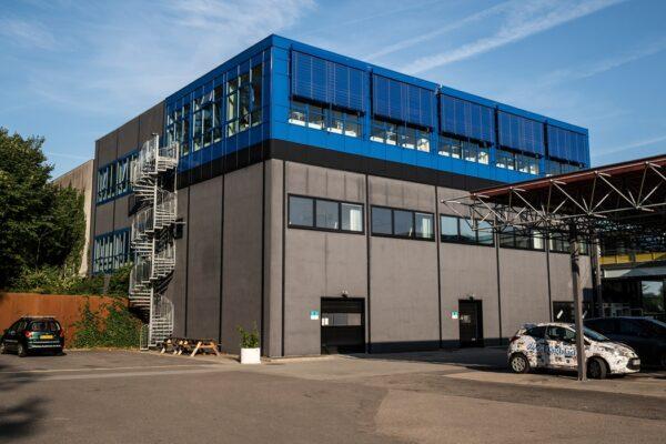 Bygning 4 - Kontor, lager og pulterrum