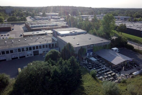 Bygning 7 - Kontor og Pulterrum